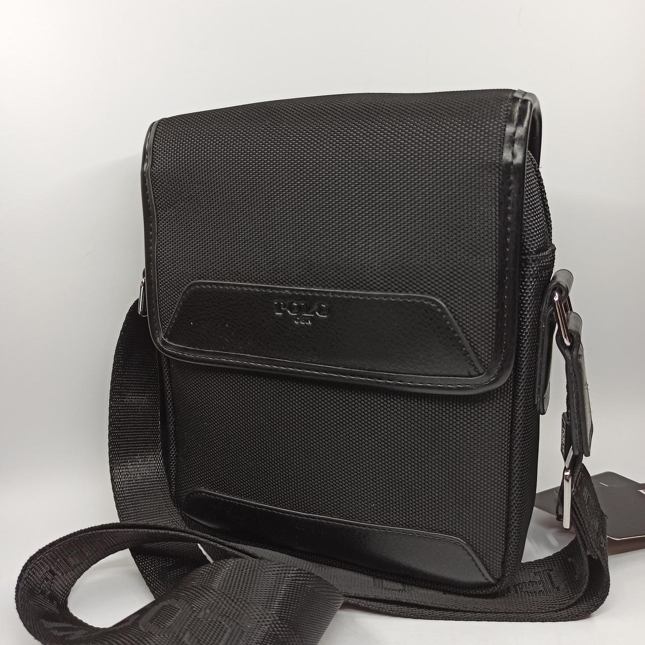 Мужская сумка планшет через плечо Polo B667-2