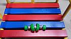 Детские качели  с  гладиаторской сеткой, фото 9