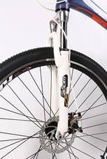 "Велосипед Ardis Discovery 29 21"" Синий/Белый, фото 2"