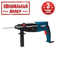 Прямой перфоратор Зенит профи ЗПП-1200/2 (1.2 кВт, 3.8 Дж)
