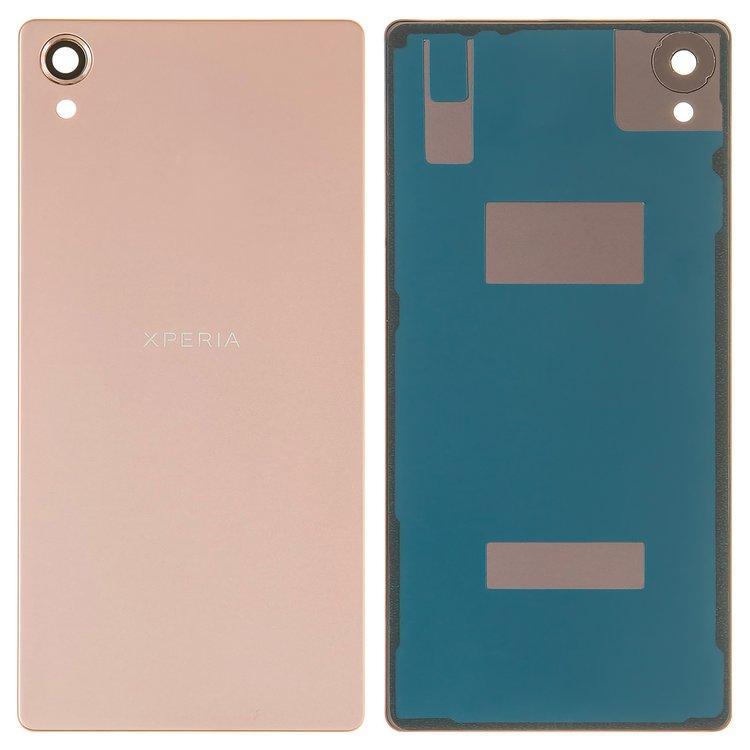 Задняя крышка Sony F8131 Xperia X Performance | F8132, Rose Gold, розовая