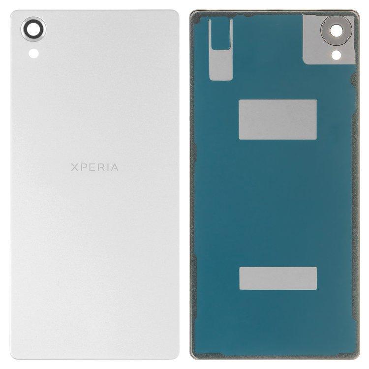 Задняя крышка Sony F8131 Xperia X Performance | F8132, серебристая