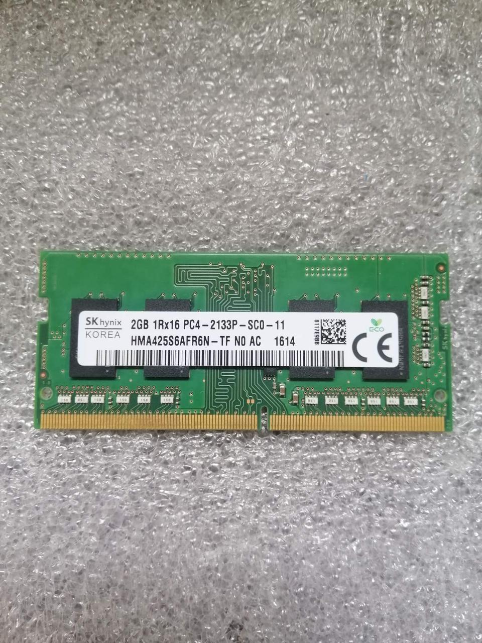 Оперативна память hynix DDR4 2GB PC4 - 2133P для ноутбук