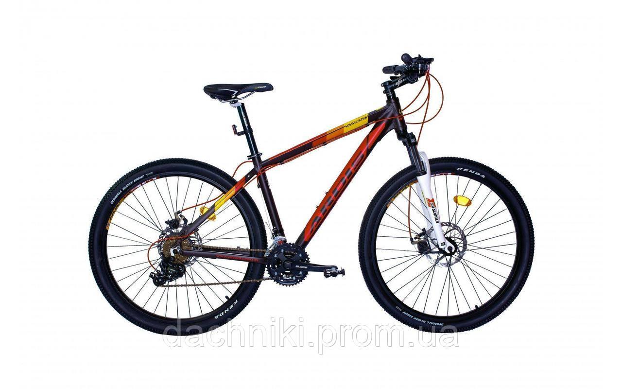 """Велосипед ARDIS LUCAS 29"""" 21"""" Черный"""