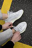 Мужские кроссовки Adidas Yeezy Boost 350 V2 Yeshaya. Фото в живую. Реплика, фото 5
