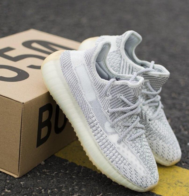 Мужские кроссовки Adidas Yeezy Boost 350 V2 Yeshaya. Фото в живую. Реплика
