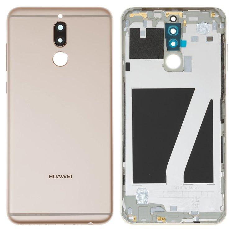 Задняя крышка Huawei Mate 10 Lite золотистая