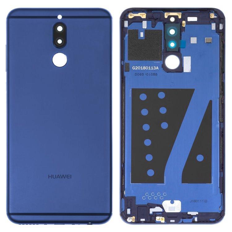 Задняя крышка Huawei Mate 10 Lite, синяя