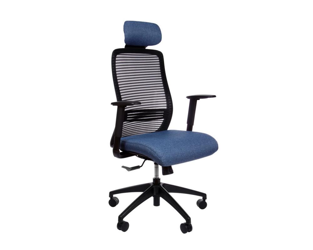 Эргономичное кресло ERA Blue