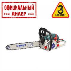 Бензопила Зенит БПЛ-2752 А2 профи