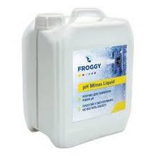 """Жидкость для понижения уровня pH Froggy """"pH-minus Liquid"""" 20 л"""