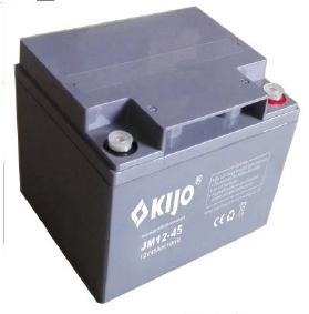 Аккумулятор AGM Kijo JM 12V 45Ah, фото 2