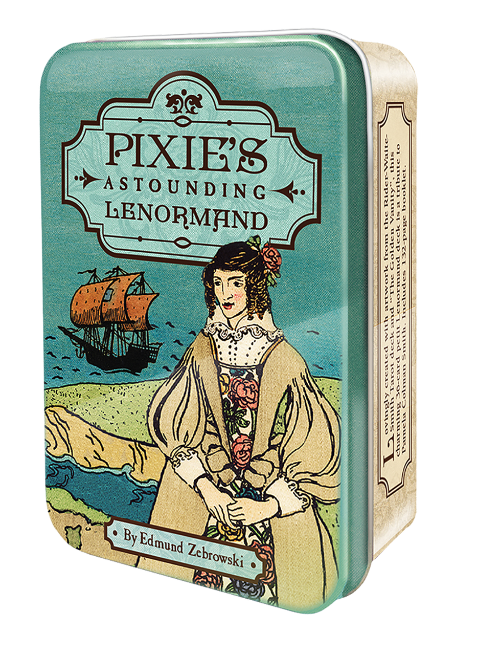 Pixie's Astounding Lenormand/ Пикси Ленорман