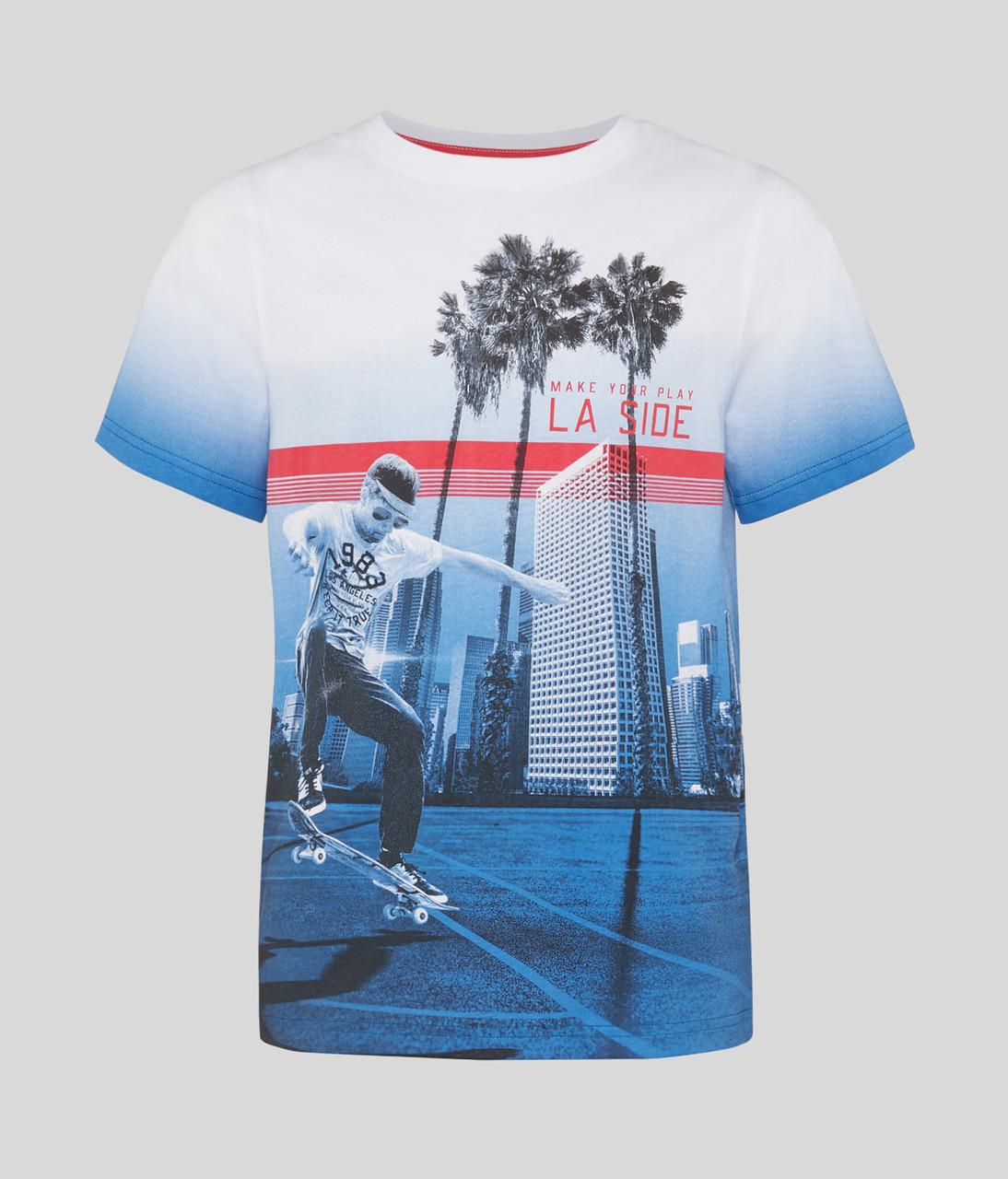 Літня футболка для хлопчика C&A Німеччина Розмір 122-128