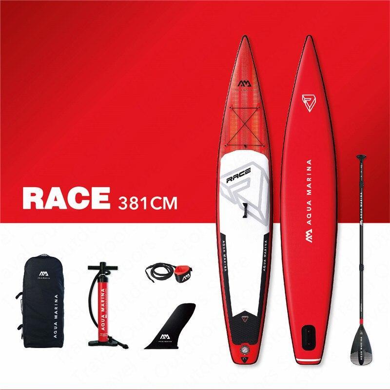 Дошка SUP Aqua-Marina Race-Racing iSUP (381см)