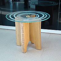 Журнальный столик из дерева Гифт, фото 1