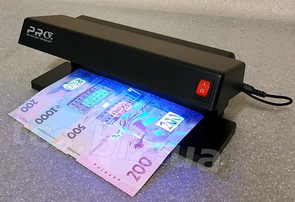 PRO-12 LED USB Cвітлодіодний УФ-детектор валют, фото 2