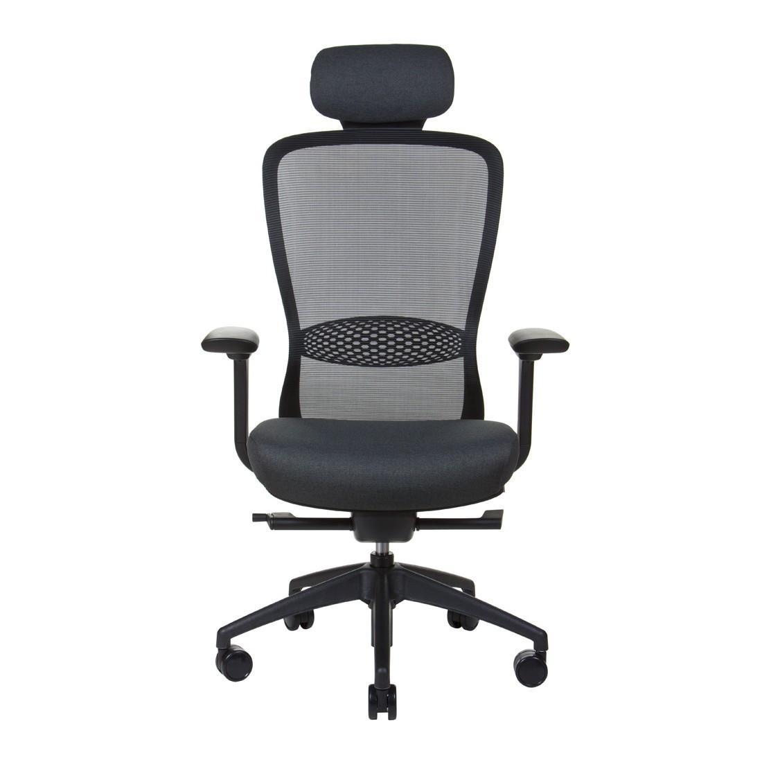 Эргономичное кресло IN-POINT(BLACK + M60999)