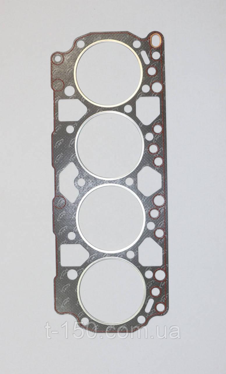 Прокладка ГБЦ Д-245 Евро 2 металло-асбест с герметиком (БЦМ. Беларусь)