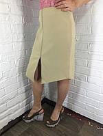 Юбка женская бежевая ALEX, фото 1