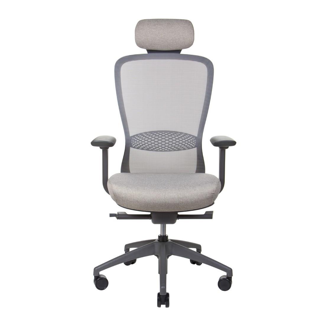 Эргономичное кресло IN-POINT(GREY + M61002)