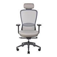 Эргономичное кресло IN-POINT(GREY + M61002), фото 1