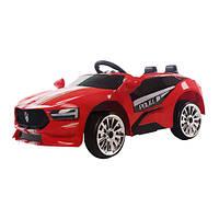 Детский электромобиль  T-7624 RED легковая на Bluetooth 2.4G Гарантия качества Быстрая доставка