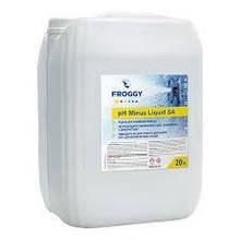 """Жидкость pH Froggy """"pH-minus Liquid SА"""" 20 л для понижения уровня  (серная кислота 35%)"""