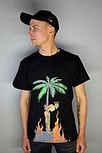 Мужская футболка в стиле Palm Angels | Лучшее качество!