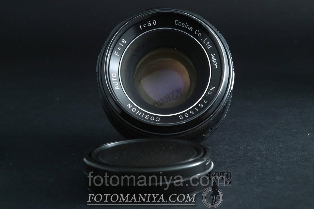 Cosina Cosinon 50mm f1.8  M42