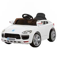 Детский электромобиль Машина «Porsche» M 3272EBLR-1 Белый