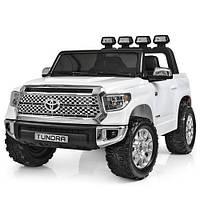 Детский электромобиль Джип «Toyota Tundra» JJ2266AEBLR-1 Белый