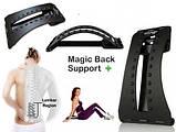Тренажер для позвоночника Magic Back Support - корректор спины, фото 5