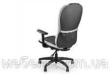 Кресло для врача Barsky BSDEsyn-04 Sportdrive Elite Black/White Arm_1D Synchro PA_designe, фото 3