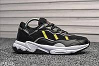 Мужские кроссовки Adidas Ozweego Black. [Размеры в наличии: 41,46], фото 1
