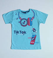 Футболка для мальчика Тик Ток, Tik Tok 128,140