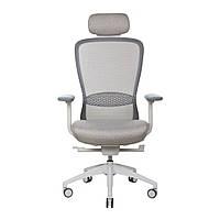 Эргономичное кресло IN-POINT (LIGHT GREY + M61002), фото 1