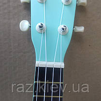 FZONE FZU-002 (Green) Укулеле сопрано, фото 2