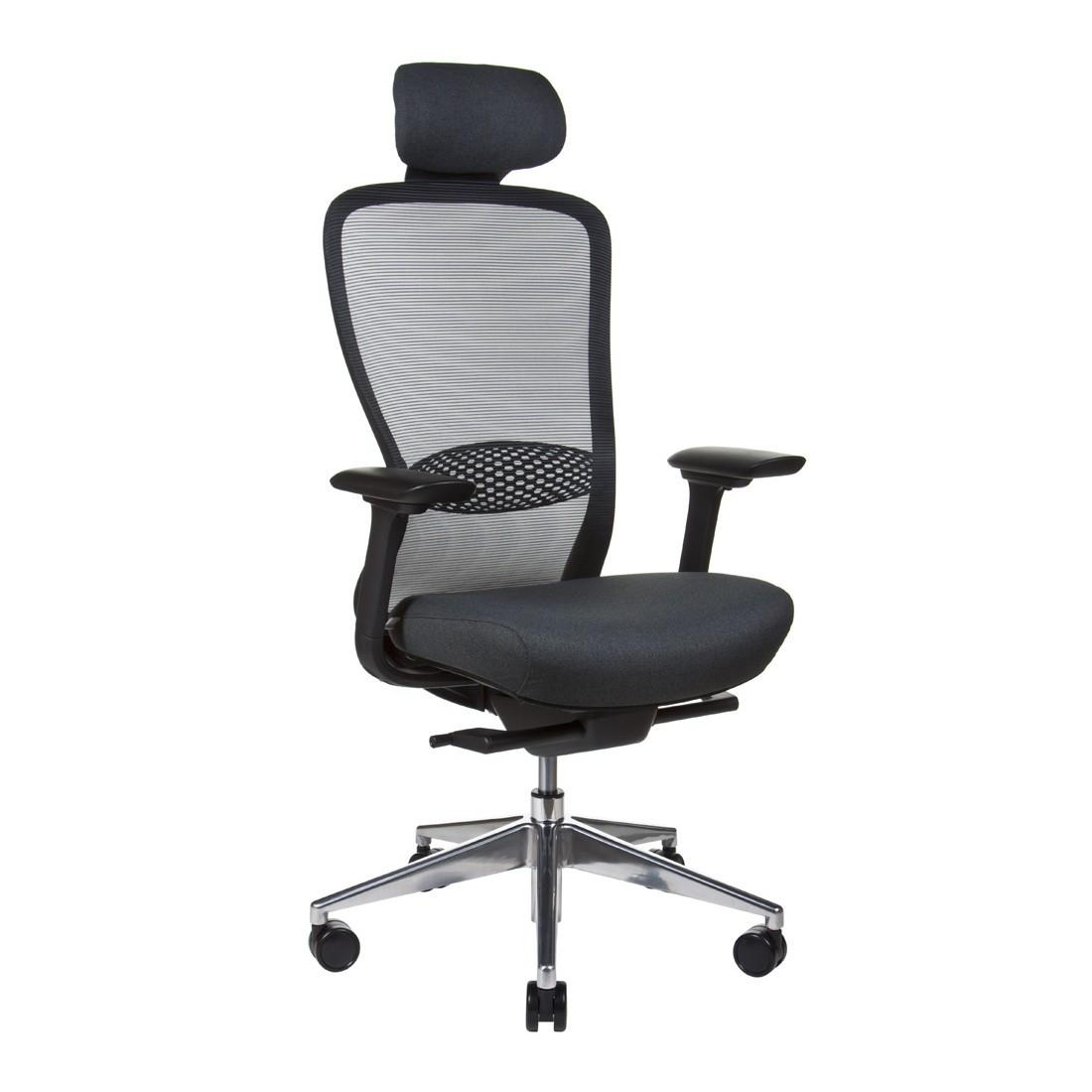 Эргономичное кресло IN-POINT (LIGHT GREY + M60999)