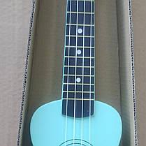 FZONE FZU-002 (Green) Укулеле сопрано, фото 3