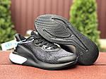 Мужские кроссовки Adidas Alphaboost (черно-белые) 9378, фото 6