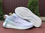 Мужские кроссовки Adidas Alphaboost (белые) 9379, фото 4