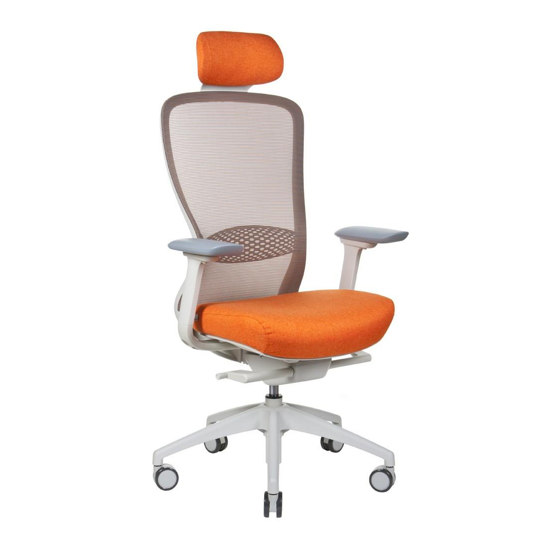 Эргономичное кресло IN-POINT (LIGHT GREY + M63013)