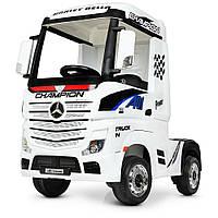 Детский электромобиль Грузовик «Mercedes-Benz» M 4208EBLR-1 Белый