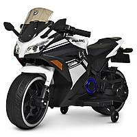 Детский мотоцикл «Bambi» M 4268L-1 Белый