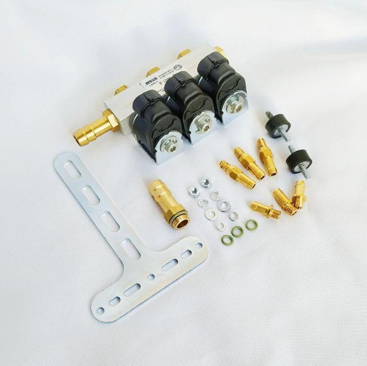 Газовые форсунки AC STAG W-01 3 цилиндра