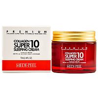 Нічний крем з колагеном MEDI-PEEL Collagen Super 10 Sleeping Cream