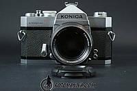 Konica autoreflex T kit Konica Hexanon 57mm f1.4, фото 1