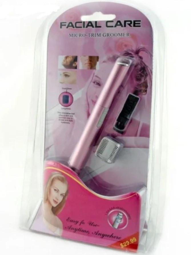 Женский мини триммер-эпилятор Facial Care HX-016