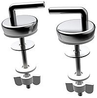 Крепление для туалетного сидения NOVA King (винт металлический) 7040N